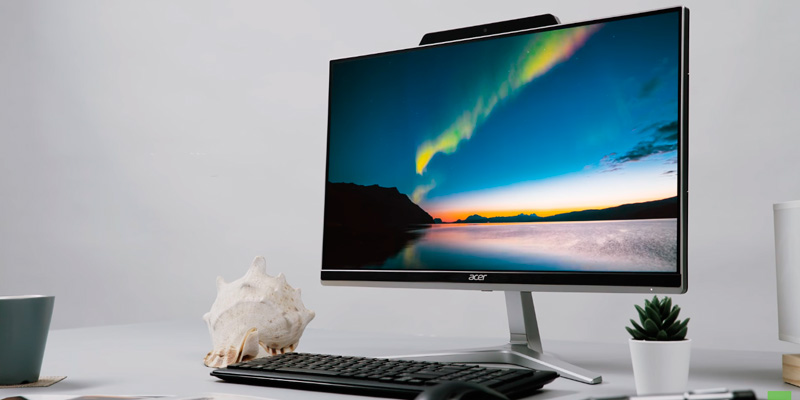 "Review of Acer Aspire (Z24-890-UA91) 23.8"" AIO Desktop (Core i5-9400T, 12GB DDR4, 512GB SSD)"