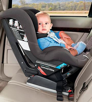 Review of Peg Perego USA Primo Viaggio Convertible Car Seat