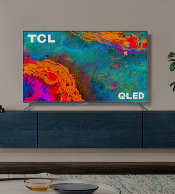 Review of TCL (55S535) 55-inch 4K UHD Dolby Vision HDR QLED ROKU Smart TV