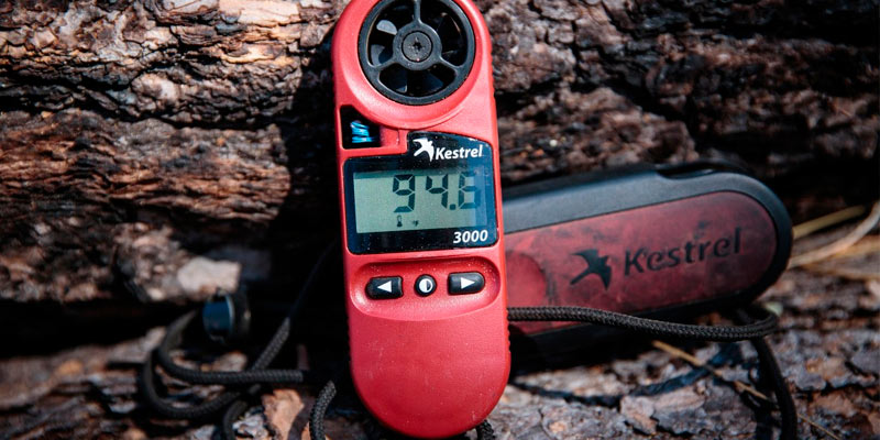 Review of Kestrel 3000 Pocket Wind Meter