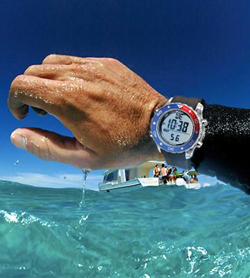Review of Pyle Multifunction Water Sport Wrist Watch