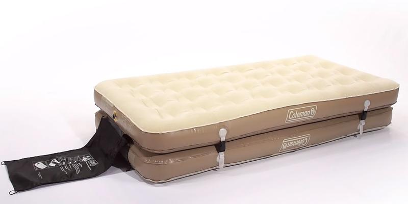 Review of Coleman EasyStay 4-N-1 Single High Airbed