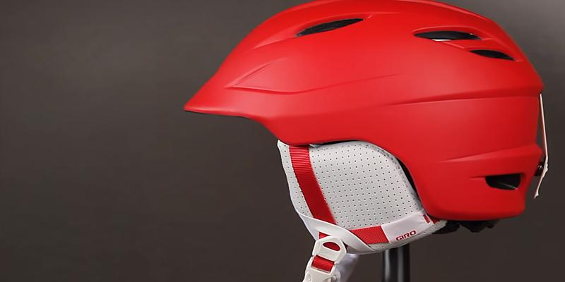 Giro Seam Snow Helmet in the use