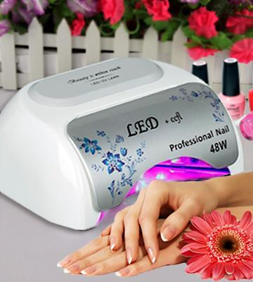 Review of Roleadro LED&CCFL Nail Dryer