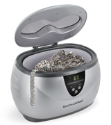 Magnasonic Professional Ultrasonic Jewelry Cleaner