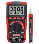 Craftsman 34-82007 Multi-meter and AC Voltage Detector with Flashlight