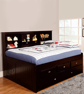 Review of Discovery World Furniture 2922-2993 Bookcase Daybed