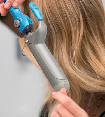 Review of Babyliss Pro Nano Titanium (BABNT150S) Spring Curling Iron