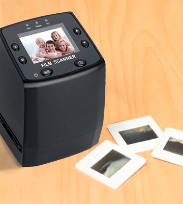 Review of DIGITNOW! 135 Film Negative Scanner High Resolution Slide Viewer