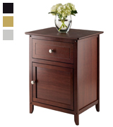 Winsome Wood 92815 Beechwood End/Accent Table