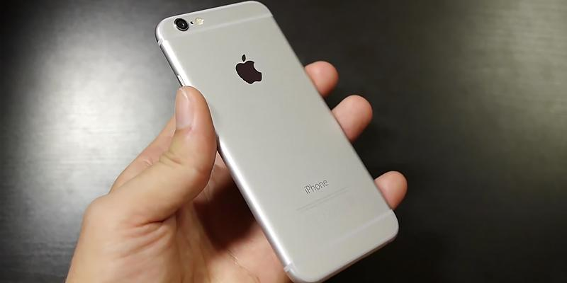 Detailed review of Apple iPhone 6 Factory Unlocked GSM 4G LTE Cell Phone