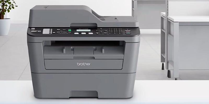 Review of Brother MFCL2700DW Compact Laser All-In One Printer