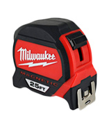 Milwaukee 48-22-7125 Magnetic Tape Measure 25 ft