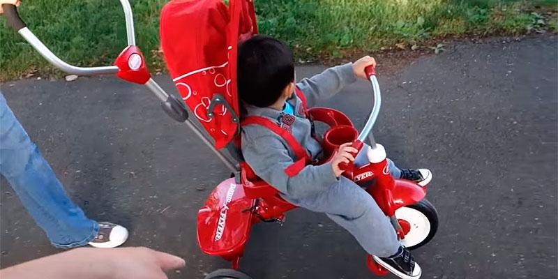 Detailed review of Radio Flyer 811 4-in-1 Trike
