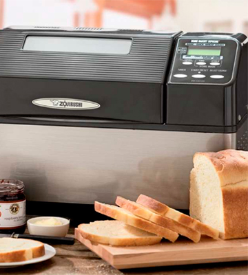 Review of Zojirushi BB-CEC20 Home Bakery Supreme Breadmaker