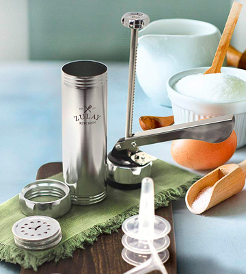 Review of Zulay Kitchen Classic Cookie Press