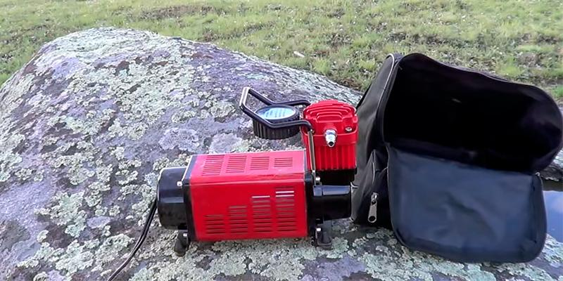 Review of Q Industries MV50 SuperFlow High-Volume 12-Volt Air Compressor