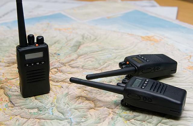 Comparison of Walkie Talkies