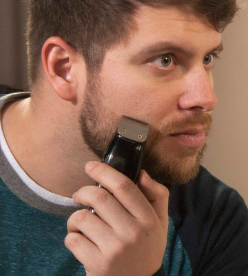 Review of Wahl 5537-1801 Beard Trimmer with Bonus Personal Trimmer
