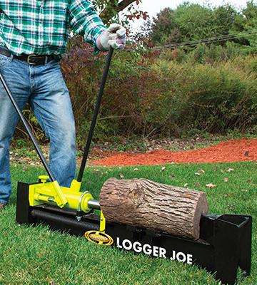 Review of Sun Joe LJ10M Logger Joe Manual Log Splitter