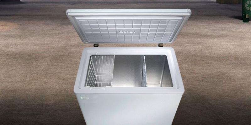 Review of Danby 3.8 Cu.Ft. Chest Freezer