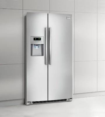Review of Whirlpool 25.6 Cu. Ft. Side-By-Side Refrigerator Energy Star