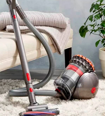 Review of Dyson Big Ball Multi Floor Canister Vacuum