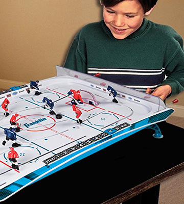 Review of Franklin Rod Hockey Pro