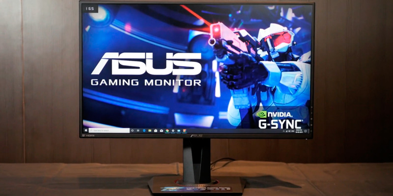 Review of ASUS (VG278QR) 27-Inch Full HD Gaming Monitor (165Hz, G-SYNC)