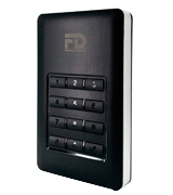 Fantom Drives DSH1000 Encrypted External Hard Drive