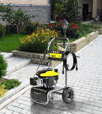 Review of Karcher G Gas Power Pressure Washer