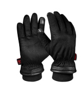OZERO Waterproof Polyester Shell Winter Gloves