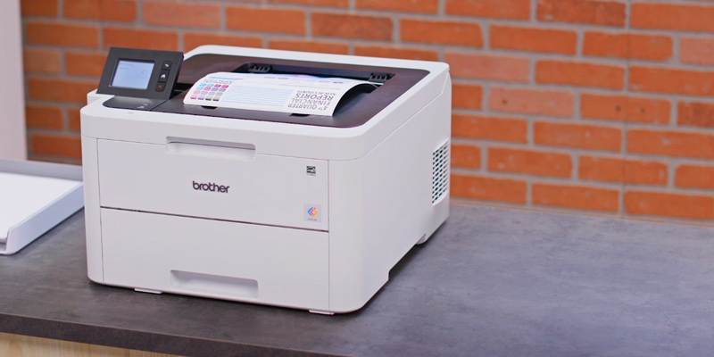 Review of Brother HL-L3270CDW Laser Color Printer with NFC