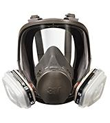 3M 7162  Full-Facepiece Spray Paint Respirator