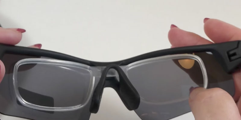 Detailed review of Poshei P03 Polarized Sports Sunglasses for Golf & Outdoor Activities