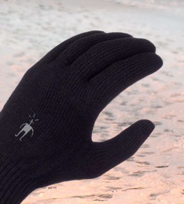 Review of SmartWool Wool Knitted Men's Gloves