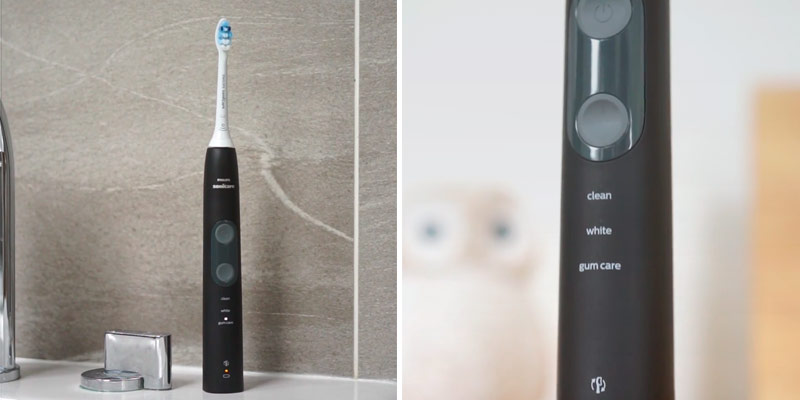 Review of Philips Sonicare HX6850/60 ProtectiveClean