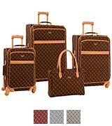 Travel Gear Signature 4 Piece Set Suitcases