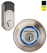 Kwikset 925 KEVO DB 15 Touch-to-Open Smart Lock