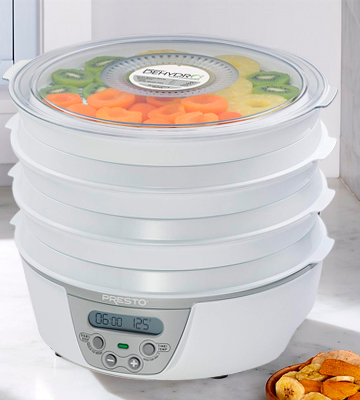 Review of Presto 06301 Dehydro Digital Electric Food Dehydrator