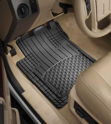 Review of WeatherTech Trim-to-Fit Front and Rear AVM