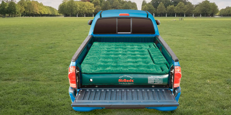 Review of AirBedz PPI PV202C Full Size Short and Long 6'-8' Truck Bed Air Mattress