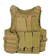 Dock Tactical Molle Airsoft Vest