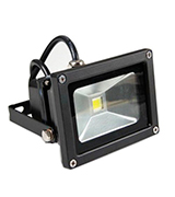 GLW Warm White Led Flood Light 10w 12v Ac or Dc, Waterproof