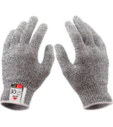 NoCry Kevlar Gloves Cut Level 5 Protection