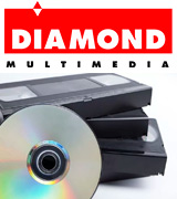 Diamond Multimedia VC500 One Touch VHS to DVD Video Capture Device