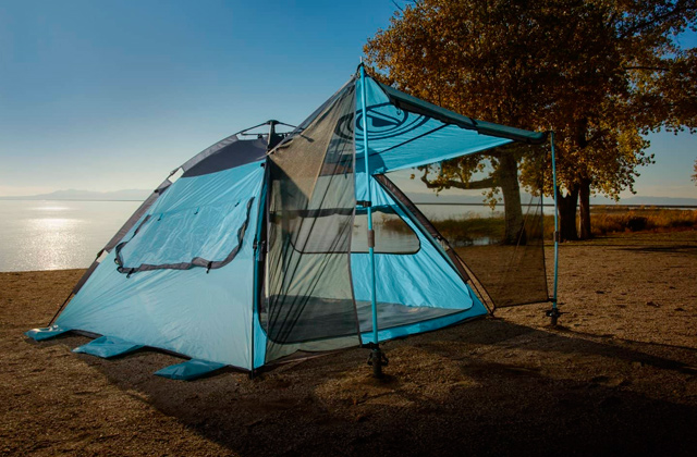 Best Beach Tents for Safe and Comfortable Rest at the Ocean