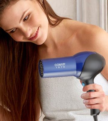 Review of Conair 146NP Ionic Conditioning Hair Dryer