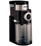 KRUPS GX550850 Precision Burr Coffee Grinder