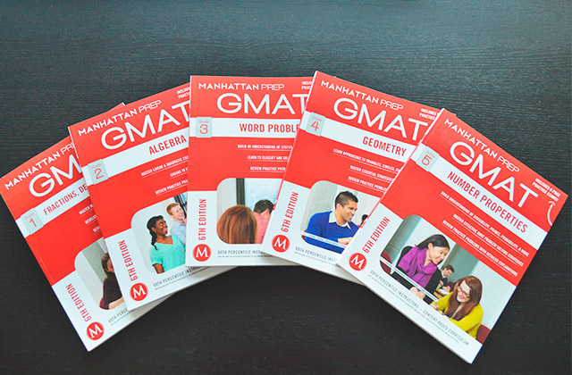 Best GMAT Prep Books